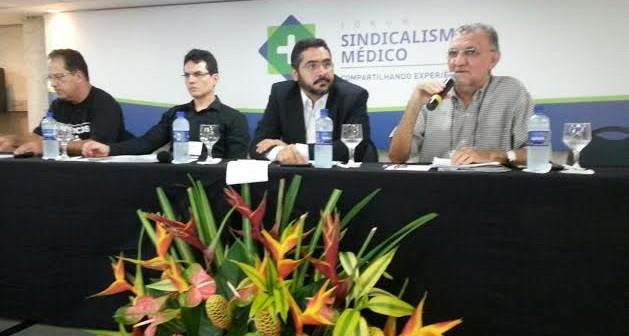 Posse da nova diretoria de Fortaleza sinaliza novos rumos no sindicalismo médico brasileiro