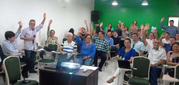 FMB faz reunião de posse em Belém