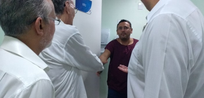 Sindmepa promove visita técnica ao Layr Maia