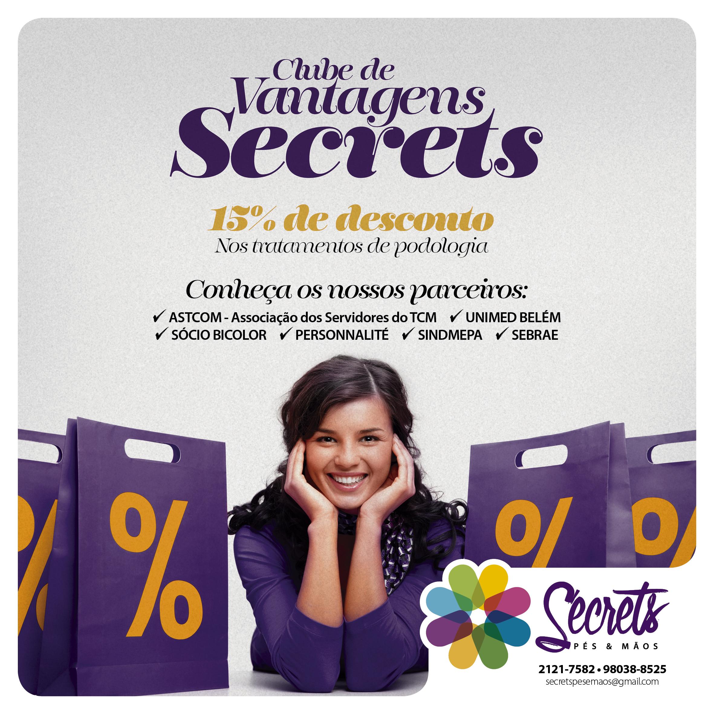 Secrets Pés