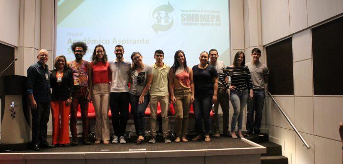 Projeto Acadêmico Aspirante realiza 6° entrega de carteiras