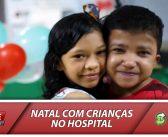 Saúde Alerta – Natal com crianças no hospital