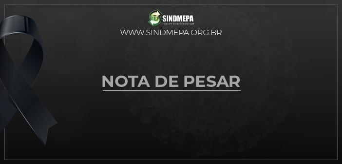 Nota de Pesar – Arthur Celio Cordero Moreira