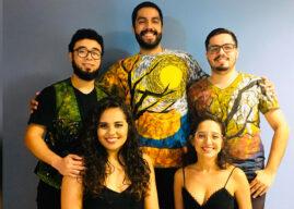 Quinteto Caxangá traz repertório junino para próxima live